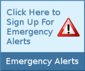 Sign Up For Emergency Alerts