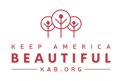 Keep America Beautiful Red Logo